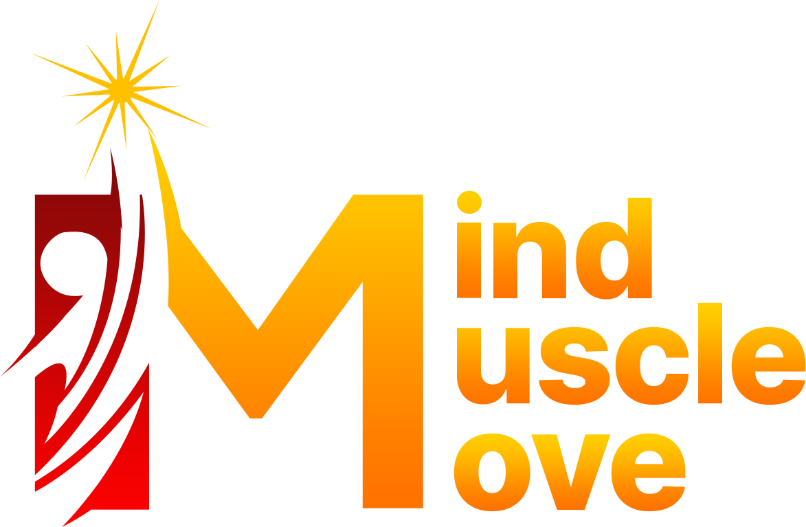 M Mind.Muscle.Move Logo